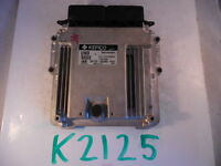2014 14 HYUNDAI ELANTRA COMPUTER BRAIN ENGINE CONTROL ECU ECM EBX MODULE K2125