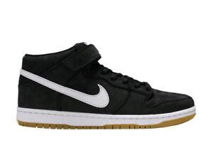 Nike SB Dunk Mid 'Orange Label'Black /White Men's Shoe,Sneakers Pick Size NO LID