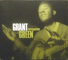 4-CD-Set GRANT GREEN - 1961-66, retrospective