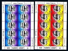 GRAN BRETAGNA - ISOLA DI JERSEY - 1979 - Europa. Storia posta e telefoni