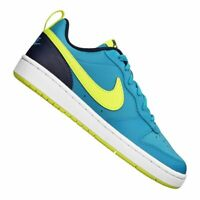 nike air force style low vibrant multicolor court borough women's sizes new rare