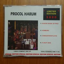 Procol Harum – A Whiter Shade Of Pale CD  limited to 5000  Castle PLC – CD3-14