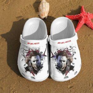 Mychel Meyers Crocs Clog Shoes