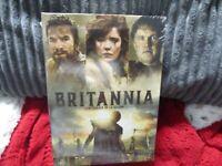 """COFFRET 3 DVD NEUF """"BRITANNIA - SAISON 1"""""""
