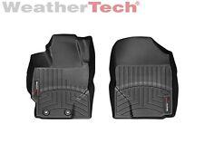 WeatherTech Floor Mats FloorLiner for Toyota Prius C/Yaris/xD - 1st Row - Black