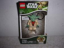Lego LED Lite Keychain - Yoda - NEW
