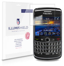 iLLumiShield Anti-Bubble/Print Screen Protector 3x for BlackBerry Bold 9700