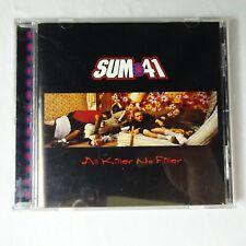 Sum 41 CD All Killer No Filler