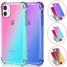 Protective Soft Shockproof Hybrid Slim Cover Case For iPhone 11 Pro Max XS XR X