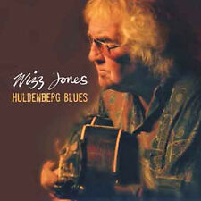WIZZ JONES - Huldenberg Blues. New CD + sealed