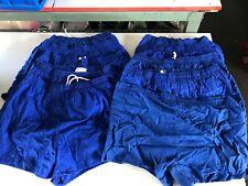 10 Nato Sporthosen blau gebraucht verschieden Groessen S-XL gemischt