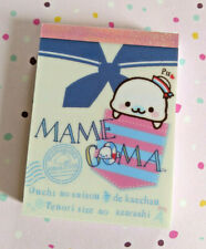 San-x Mamegoma Nautical Mini Memo Pad Stationery Kawaii