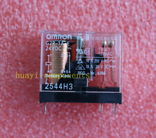 1pcs G2R-1A-E-24VDC G2R-1A-E-DC24 POWER RELAY 24VDC 16A SPST 6PIN Tranparent