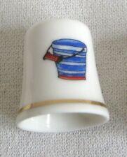 Fingerhut- maritim- Porzellan- Sandeimer