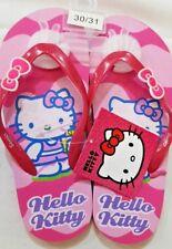 Infradito Hello Kitty Rosa - Sanrio - numero 30/31 - Nuovi