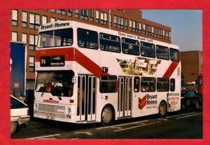 Bus Photo ~ Midland Fox 2488: EWF488V: 1980 SYPTE MCW Metrobus - Leicester c.'93
