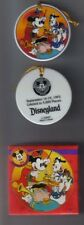Mickey Band porcelain Disneyana 1993 convention Ornament made in Japan