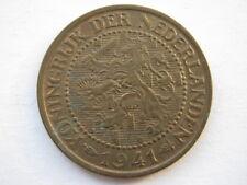 Netherlands 1941 2 1/2 Cents NEF