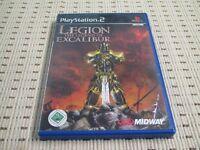 Legion The Legend of Excalibur für Playstation 2 PS2 PS 2 *OVP*