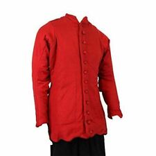 Armor-Venue-Late-14th-Century-Gambeson-Red