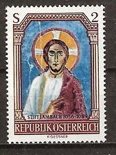 Austria # 798 Mnh Art Restoration Christ In Glory