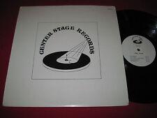 ELVIS PRESLEY - VOCAL / INSTRUMENTAL KARAOKE RECORD  CENTER STAGE - ROCK LP