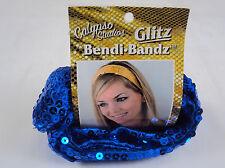 Bendi-Bandz Glitz Wire Headband ~ Choice of 9 Fashion Colors w/Sequins NEW