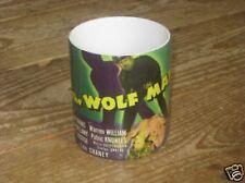 The Wolf Man Lon Chaney Advertising MUG