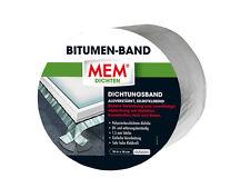 MEM Bitumen-Band 10 cm x 10 m alu