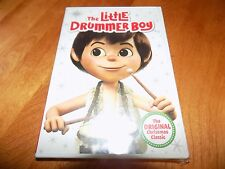 THE LITTLE DRUMMER BOY Christmas Holiday 1960's Children's Classic DVD NEW