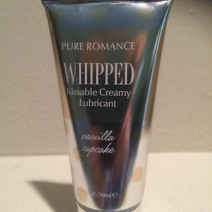 Brand NEW - Pure Romance Whipped Creamy Lubicrant - FREE Shipping!