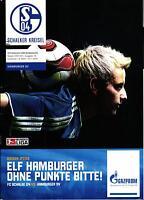 BL 2007/08 FC Schalke 04 - Hamburger SV, 10.11.2007