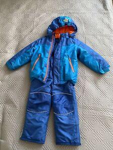 Schneeanzug Protest Skianzug Mädchen 5000 mm Wasserdicht Gr 92 98