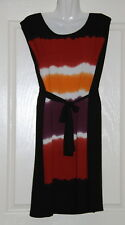 Womens size 14-16 cute belted dress made by TARGET