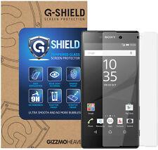 G-Shield® Vitre Film Protection en Verre Trempé d'écran Sony Xperia Z5