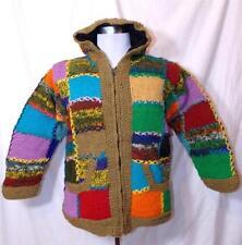 Men's Wool Fleece Hip Length Hooded Coats & Jackets
