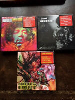 Jimi Hendrix - The Baggy Rehearsals, Complete Berkeley 1979 und Devonshire Downs