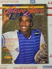 FEBRUARY 1994 CARLOS DELGADO BECKETT FUTURE  STARS MAGAZINE