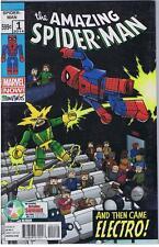 Amazing Spider-Man 1 Variant Lego Minimates Retailer Summit Las Vegas 2014