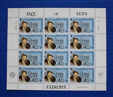 Isle of Man (#213) 1982 EUROPA MNH sheet