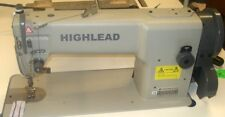 New Highlead GK0088 Single Needle Pin-point Chainstitch Sewing Machine