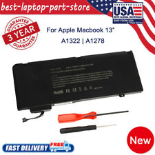 A1322 Battery for Apple Macbook Pro 13 inch A1278 Mid...
