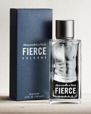 Abercrombie & Fitch FIERCE Eau de Cologne Spray 100ml  * NEW, BOXED & SEALED *