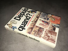 Pierre Germa DEPUIS QUAND ? Le dictionnaire des inventions / origines 1983 DC37A