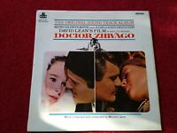 "DOCTOR ZHIVAGO _ Original Film Soundtrack 12"" Vinyl LP album 1966 Maurice Jarre"