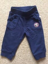 Liegelind Baby Trousers Jogging Bottoms size 3-6 months with Bird & Pockets