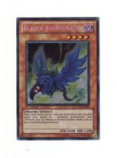 Blauer Rosendrache  EXVC-DE099  Secret Rare   1. Auflage Boosterfrisch!