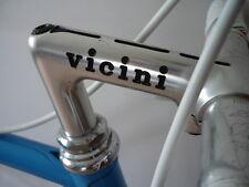 VINTAGE vicini Road Bike Pantos Bicicletta da Corsa Campagnolo Gran Sport Group VGC!!!