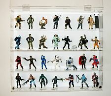 "Collectors Showcase - Premium Display Case for 3-3/4"" GI Joe Action Figures T3MS"