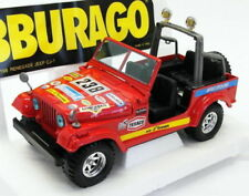 Véhicules miniatures Burago 1:24 Jeep